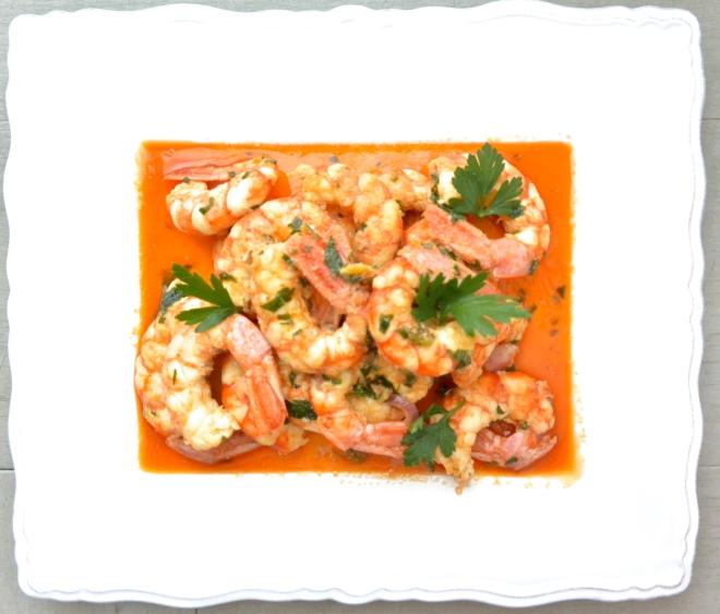 Gamberi hot & spicy